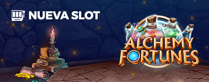 Slot Alchemy Fortunes