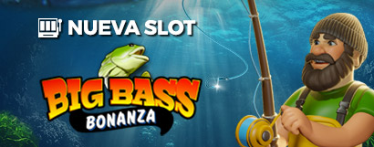 Slot Big Bass Bonanza