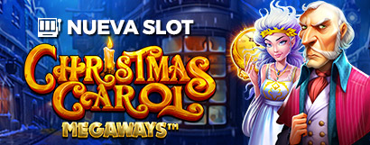 Slot Christmas Carol Megaways