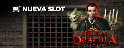 Slot Million Drácula