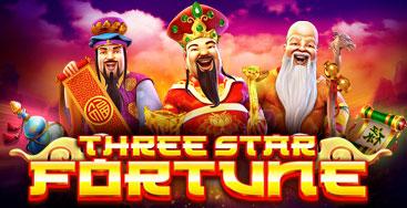 Juega a Three Star Fortune en nuestro Casino Online