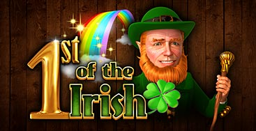Juega a la slot 1st of the Irish en nuestro Casino Online