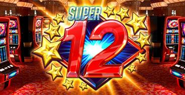 Juega a la slot Super 12 Stars en nuestro Casino Online
