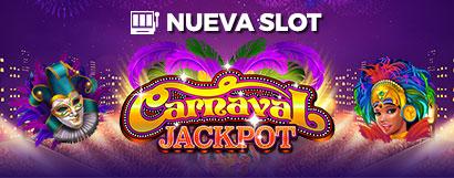 Slot Carnaval Jackpot