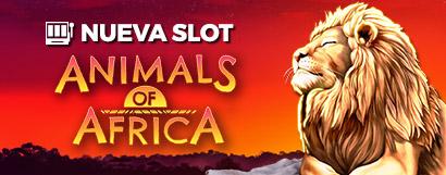 Slot Animals of Africa