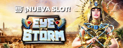 Slot Eye of the storm