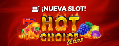 Slot Hot Choice Deluxe