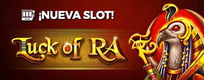 Slot Luck Of Ra