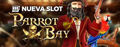 Slot Parrot Bay