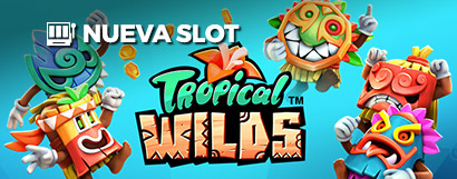 Slot Tropical Wilds