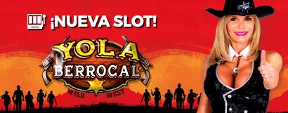 Slot Yola Berrocal Wild West