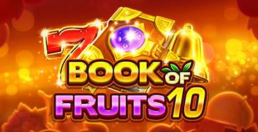 Juega a Book of fruits 10 en nuestro Casino Online