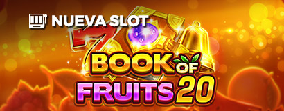 Slot Book of Fruits 20