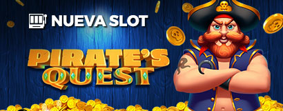 Slot Pirate's Quest