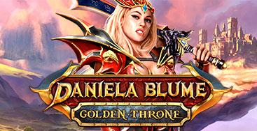 Juega a la slot Daniela Blume Golden Throne en nuestro Casino Online