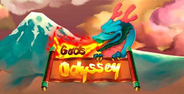 Juega a la slot Gods Odyssey en nuestro Casino Online