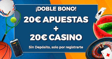 Te regalamos un Bono de 50€ para jugar en casino sin que realices tu depósito
