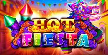 Juega a Hot Fiesta en nuestro Casino Online