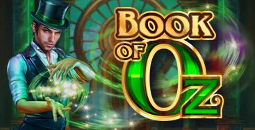 Juega a Book of Oz en nuestro Casino Online
