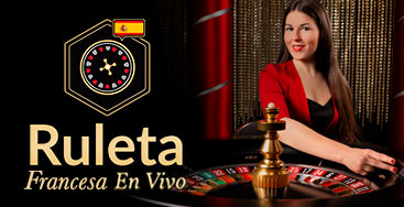Juega a Ruleta Francesa en Vivo en nuestro Casino Online