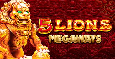 Juega a 5 Lions Megaways en nuestro Casino Online