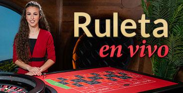 Juega a Ruleta en Vivo en nuestro Casino Online