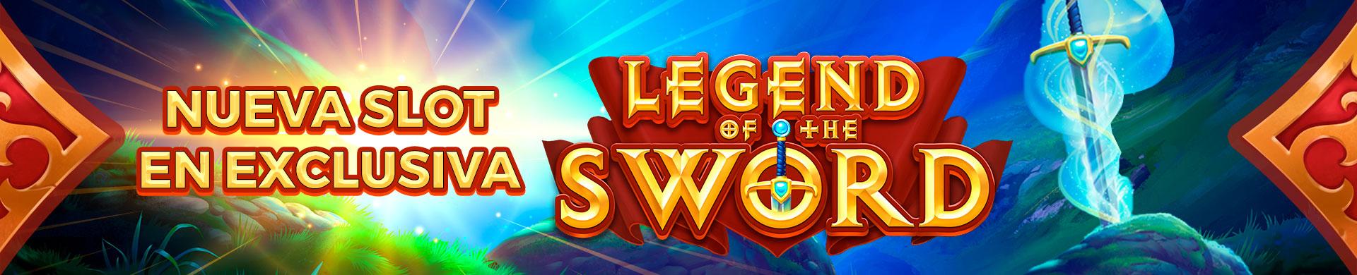 Slot Legend of The Sword