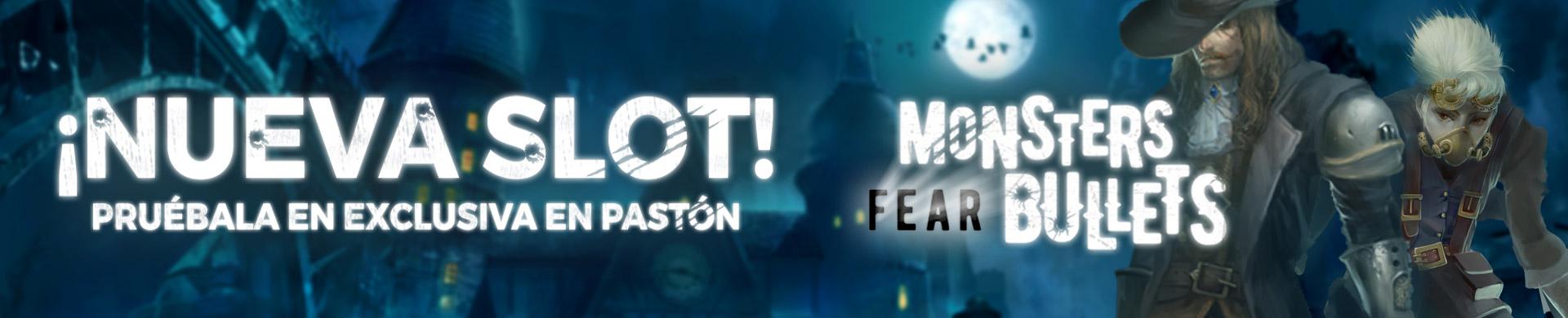 Slot Monsters Fear Bullets